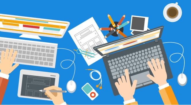 CMS Web Design & Development in India