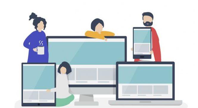 Web design trends 2020 – 2021