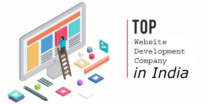 Top Website Development company in india