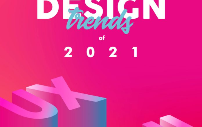 Website Design Trends of 2021