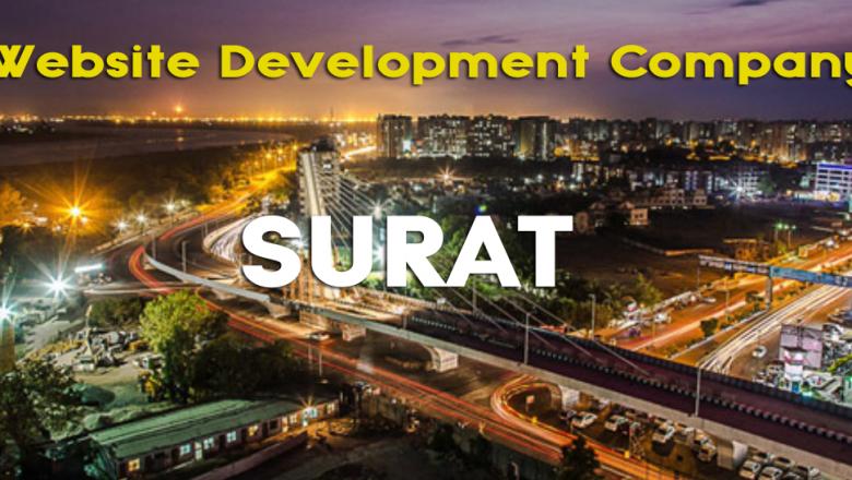 Looking for website development company in surat?